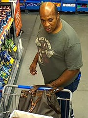 Southwest Florida Crime Stoppers is asking for help from the public to identify a man and a woman who authorities say stole more than $4,000 worth of razors from an Estero Walmart.