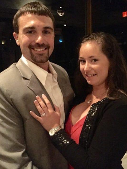 Engagements: Michael Gasior & Alison Ferrie