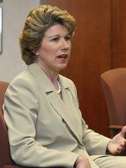Clarksville Mayor Kim McMillan