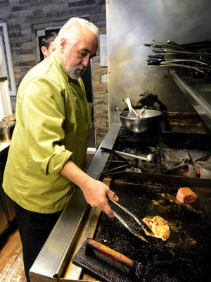 J.M. Matos, owner of the now-closed Table 1 restaurant.