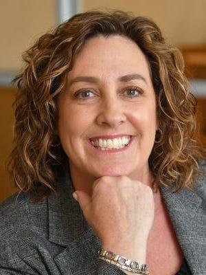 Heidi Lemberg is president of the Palm Bay Rotary Club