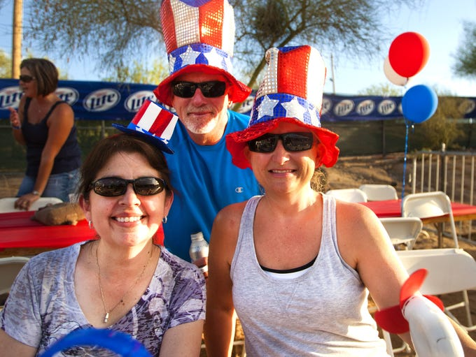 Third of July Fireworks Bash in Cave Creek | Harold's