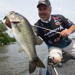 Pete Ponds of Madison County will start his season with the FLW Tour this week.