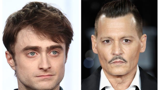 Daniel Radcliffe has broken his silence on the 'Fantastic Beasts' casting of Johnny Depp.