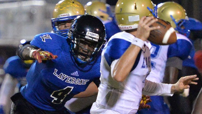 La Vergne junior Maleik Gray (4) has committed to Tennessee