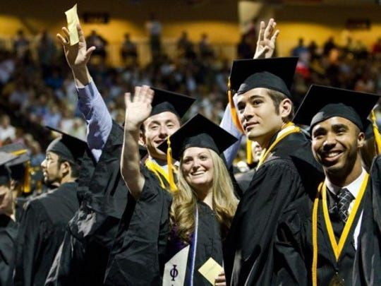 Summer 2015 commencement will take place Aug. 8, at