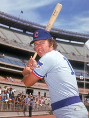 Ron Santo, baseball player, died Dec. 2, 2010, of cancer
