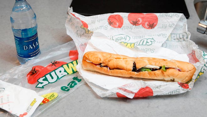 Subway announced Thursday, June 4, 2015 that it will drop artificial flavors, colors and preservatives from its menu in North America by 2017.