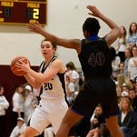 Mercy cagers prevail, 33-30, in battle with Marian