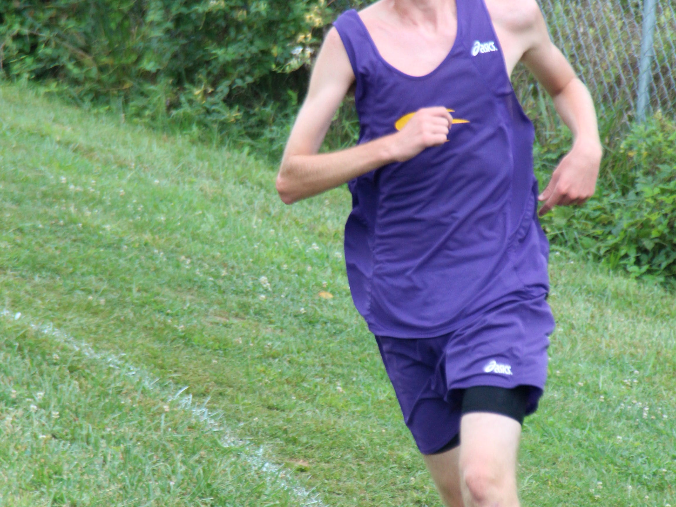 Mark Chaplin is one of several Campbell County state qualifiers.