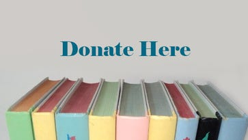 Donate online via United Way for books for kids