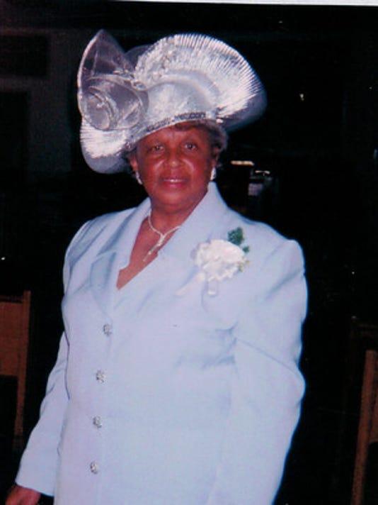 Anniversaries: Mr.s Telora McGowens & Mrs. Telora McGowens