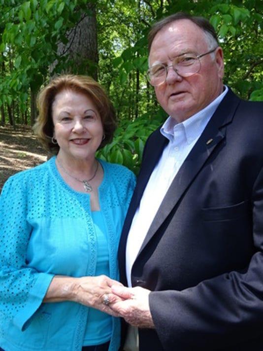 Anniversaries: Ricelyn Greer & Doug Greer