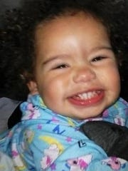 Two-year-old Lillion Rose Hamilton was found unresponsive