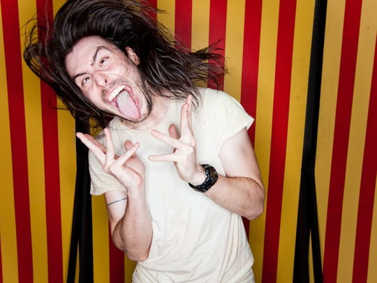 Andrew W.K. is scheduled to be the keynote speaker