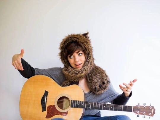 Seattle singer/songwriter Wonder returns to the Vagabond Brewing stage 9 p.m. Friday, Jan. 6.