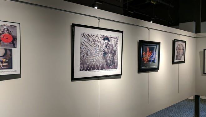 Arkansas State University-Mountain Home's annual ASUMH Graphic and Web Development Design Show is  on display through Sept. 28 in the ASUMH Art Gallery located on the second floor at The Sheid.