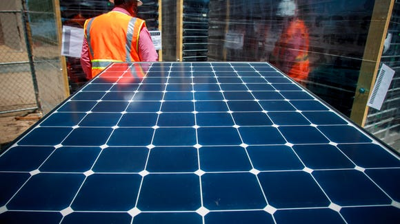 Solar panel owners get a retail price for wholesale