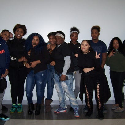 Sixteen at-risk youth celebrate one year of stability and new beginning