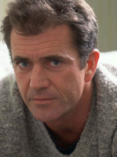 Mel Gibson was People magazine's sexiest man in 1985.