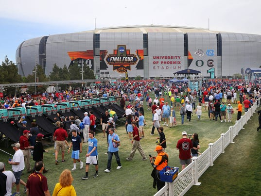 NCAA Tip-Off Tailgate