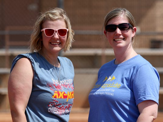 The Wind Up for Down Syndrome Softball Tournament
