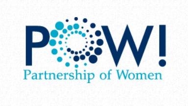 POW! Partnership of Women logo (2015)