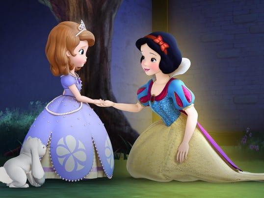 . Disney s  Sofia  to return with Snow White  Mulan  Tiana