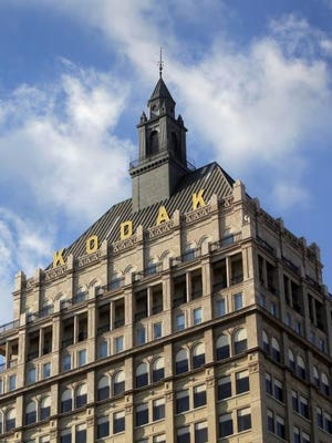 Kodak headquarters in Rochester.