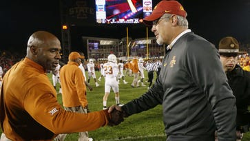Peterson: Texas could take a lesson from ISU on how to fire a coach
