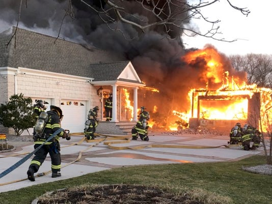 Toms River fire