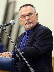 Adena Local Schools superintendent John Balzer.