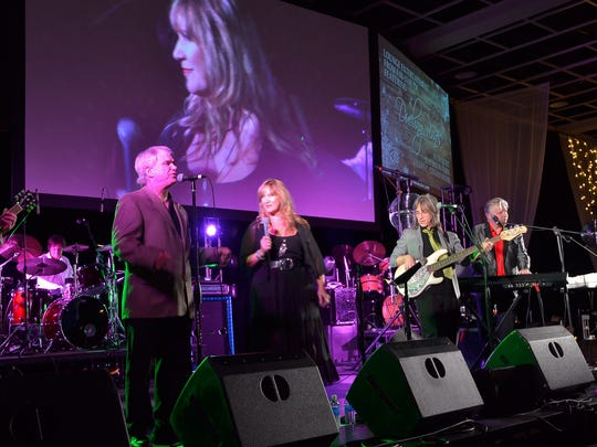 The Fabulous Armadillos performed during the 2015 Holly Ball at the River's Edge Convention Center in St. Cloud.