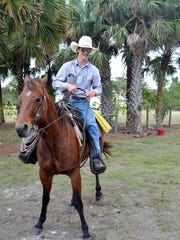 Cowboys are alive and well in Immokalee.