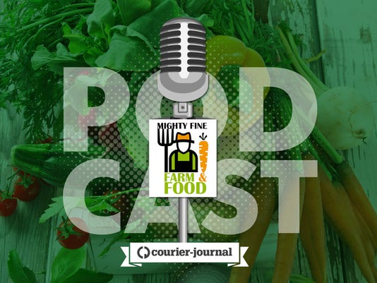 CJ Mighty Fine Farm and Food podcast