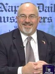Senate District 28 candidate Matt Hudson