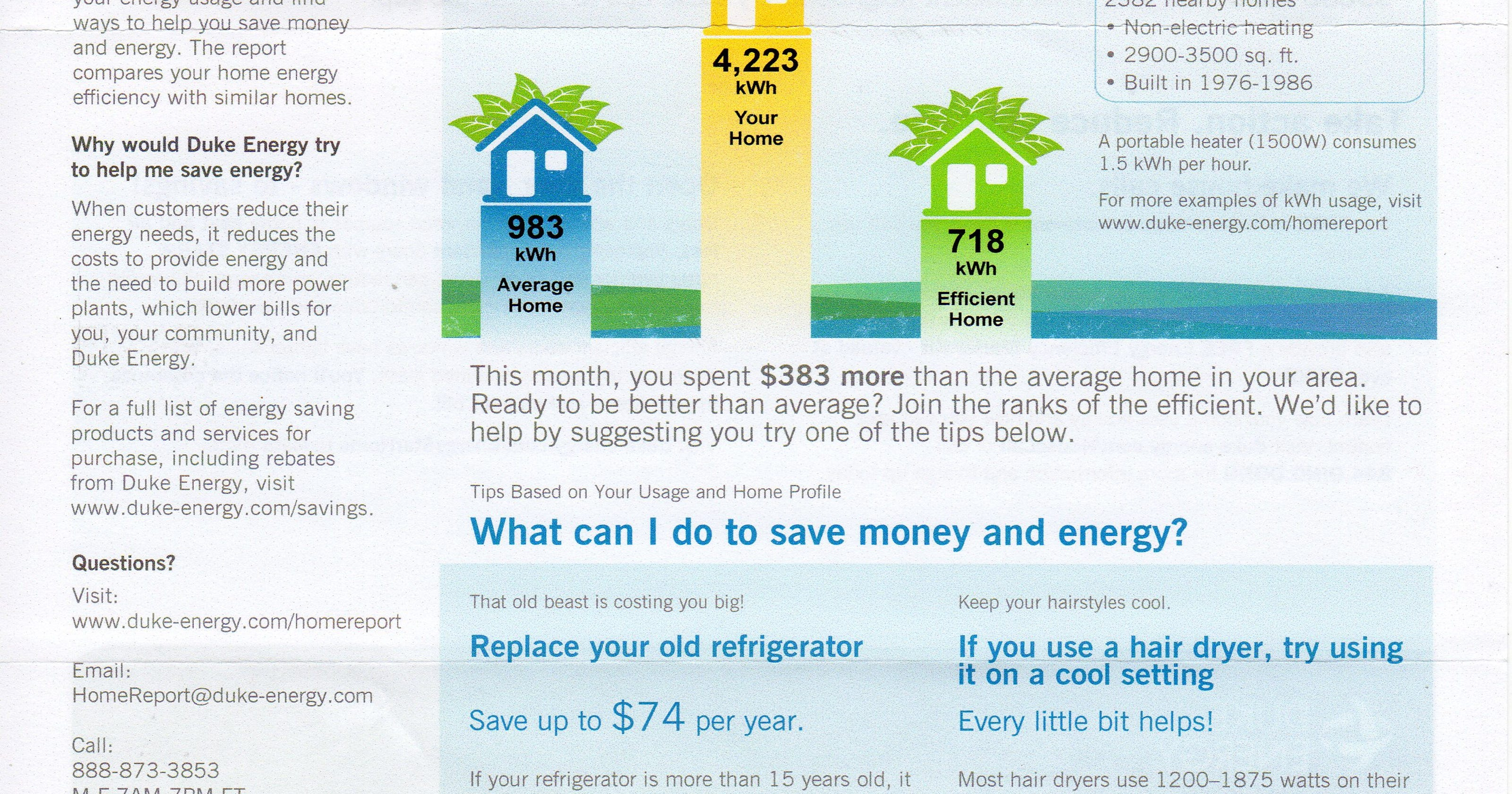 Duke's energy audit leaves renters in the cold