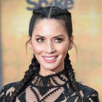 Olivia Munn pens a thank you to Packers fans