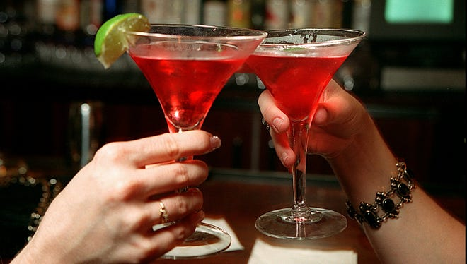 Soon you may be able to enjoy a Cosmopolitan by just adding water.