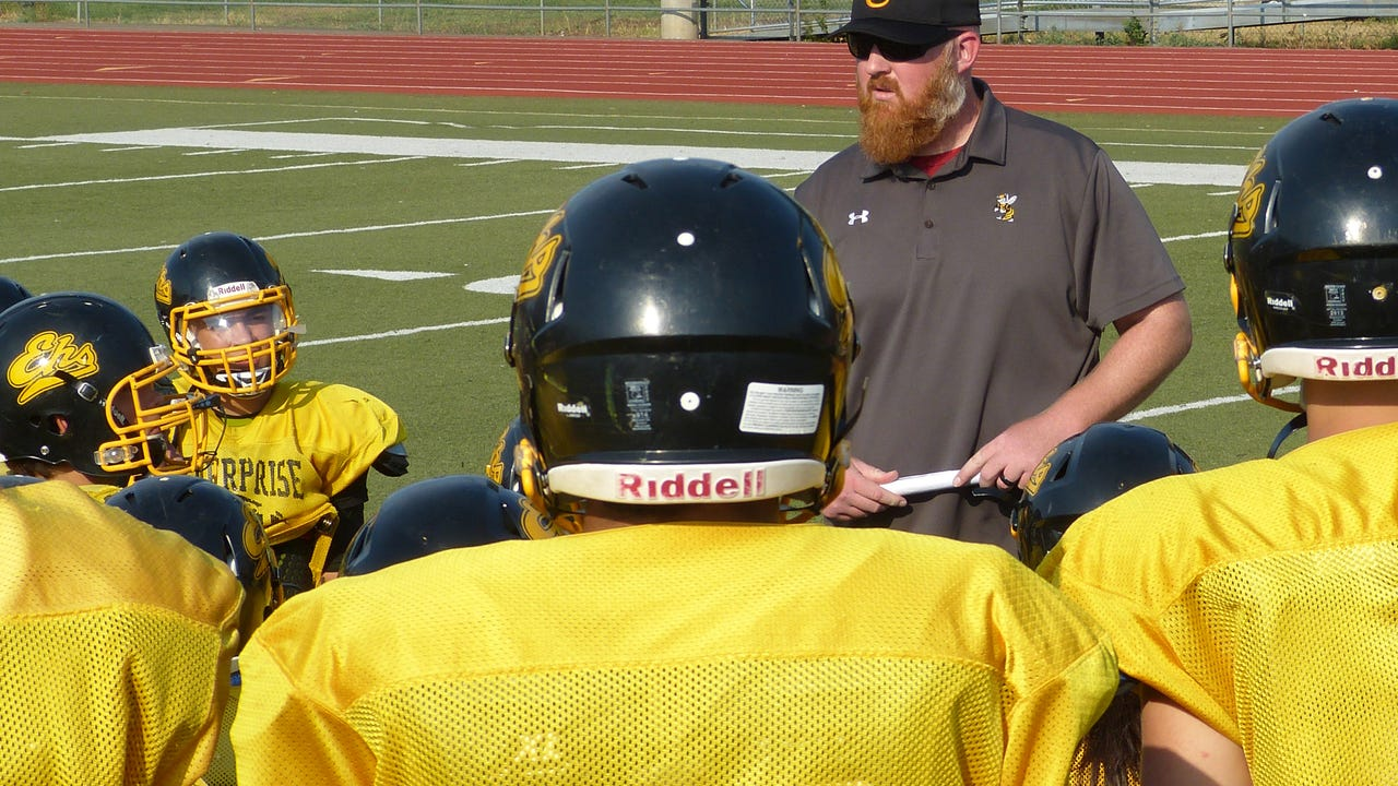 Enterprise preps for a fellow unbeaten in the Woodland Wolves Friday night.