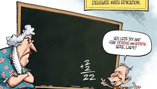 Kasich Math
