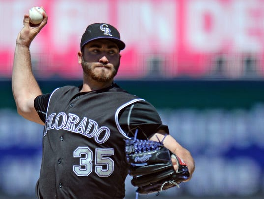 USP MLB: COLORADO ROCKIES AT SAN DIEGO PADRES S [BBA OR BBN] USA CA