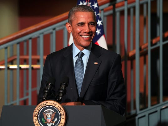 Obama to speak at Rutgers commencement