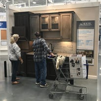 Lowe's attracts shoppers from wide area