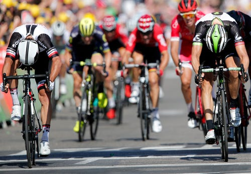 Matthews Wins Stage 16 In Tour, Froome Retains Yellow Jersey