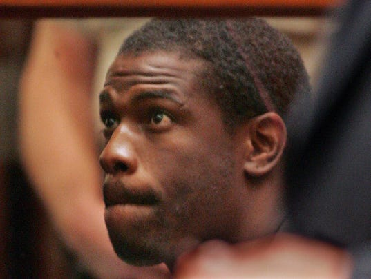 XXX LAWRENCE PHILLIPS _PHILLIPS SENTENCED FOOTBALL_4914.JPG S A FBN FILE USA CA