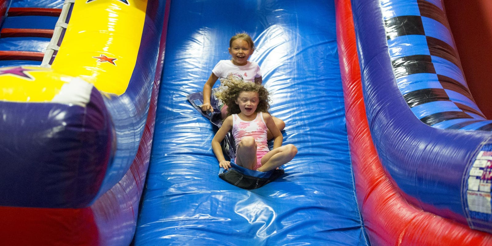 785dcb245da2 Jump and soar high  9 trampoline parks and bounce houses
