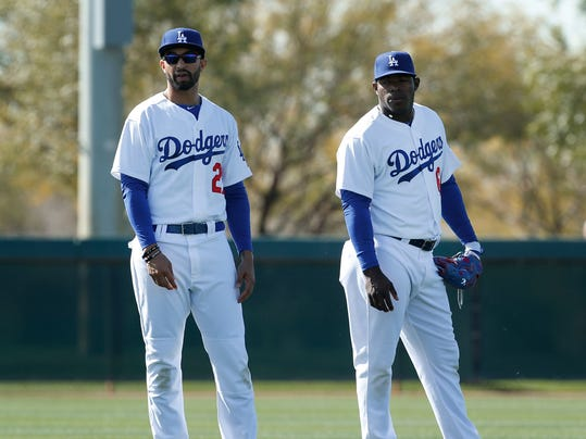 Organizational report: Dodgers crowded outfield not a worry