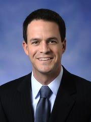 Kevin Cotter, R-Mt. Pleasant
