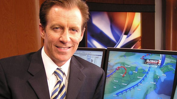 Larry Handley at WCPO-TV